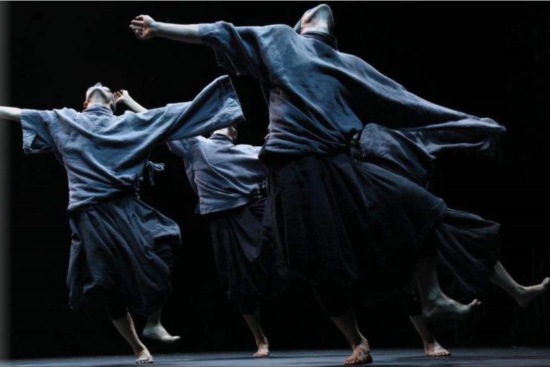 中国舞蹈动作 大跳 如何跳起来?有什么技巧?